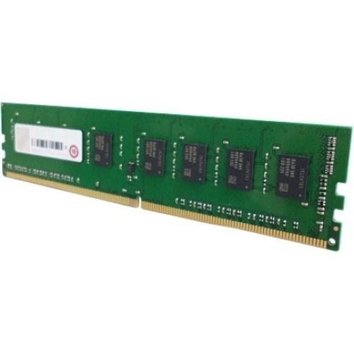 QNAP RAM Module - 8 GB (1 x 8 GB) - DDR4-2400/PC4-19200 DDR4 SDRAM