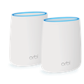 Netgear Orbi RBK20 IEEE 802.11ac Ethernet Wireless Router