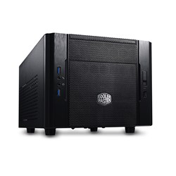 Cooler Master Elite 130 Computer Case - Mini ITX Motherboard Supported - Mesh