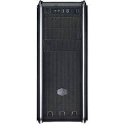 Cooler Master CM 590 III RC-593-KWN2 Computer Case - ATX, Micro ATX, Mini ITX Motherboard Supported - Mid-tower - Steel, Plastic, Mesh - Black