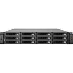 QNAP REXP-1200U-RP 12 x Total Bays DAS Storage System - 2U Rack-mountable