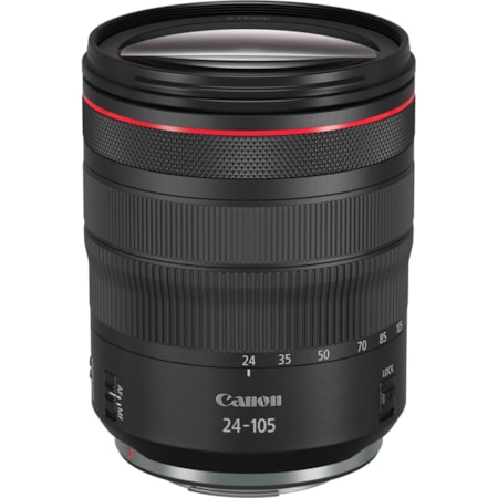 Canon - 24 mm to 105 mm - f/4 - Zoom Lens for Canon RF