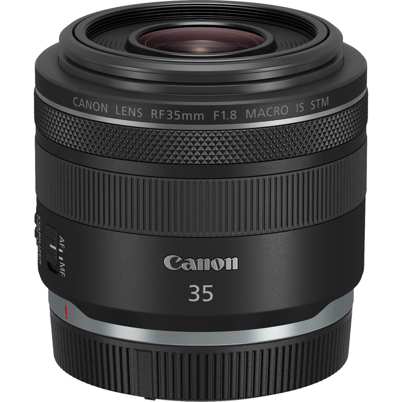 Canon - 35 mm - f/1.8 - Macro Lens