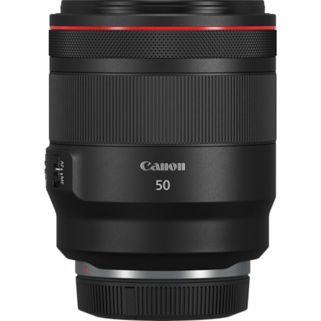 Canon - 50 mm - f/1.2 - Fixed Focal Length Lens for Canon RF