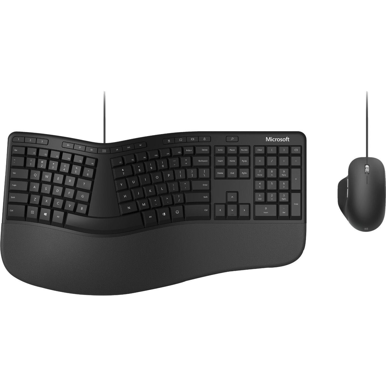 Microsoft Keyboard & Mouse - Retail