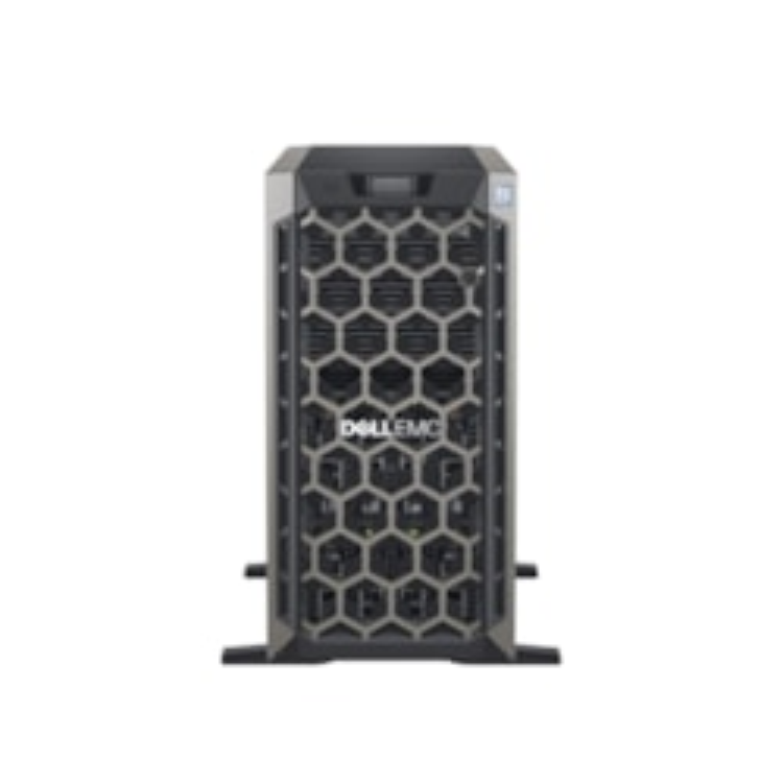 Dell EMC PowerEdge T440 5U Tower Server - 1 x Xeon Bronze 3204 - 16 GB RAM - 1 TB (1 x 1 TB) HDD - 12Gb/s SAS, Serial ATA/600 Controller