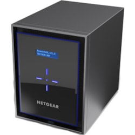 Netgear ReadyNAS RN42600 6 x Total Bays SAN/NAS Storage System - Desktop