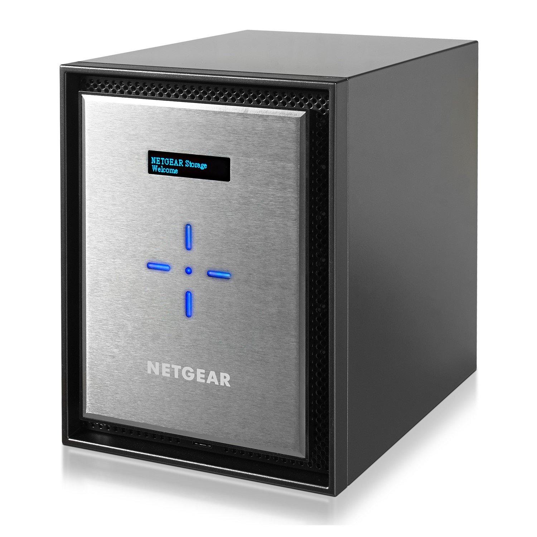 Netgear ReadyNAS RN626X 6 x Total Bays SAN/NAS Storage System - Desktop