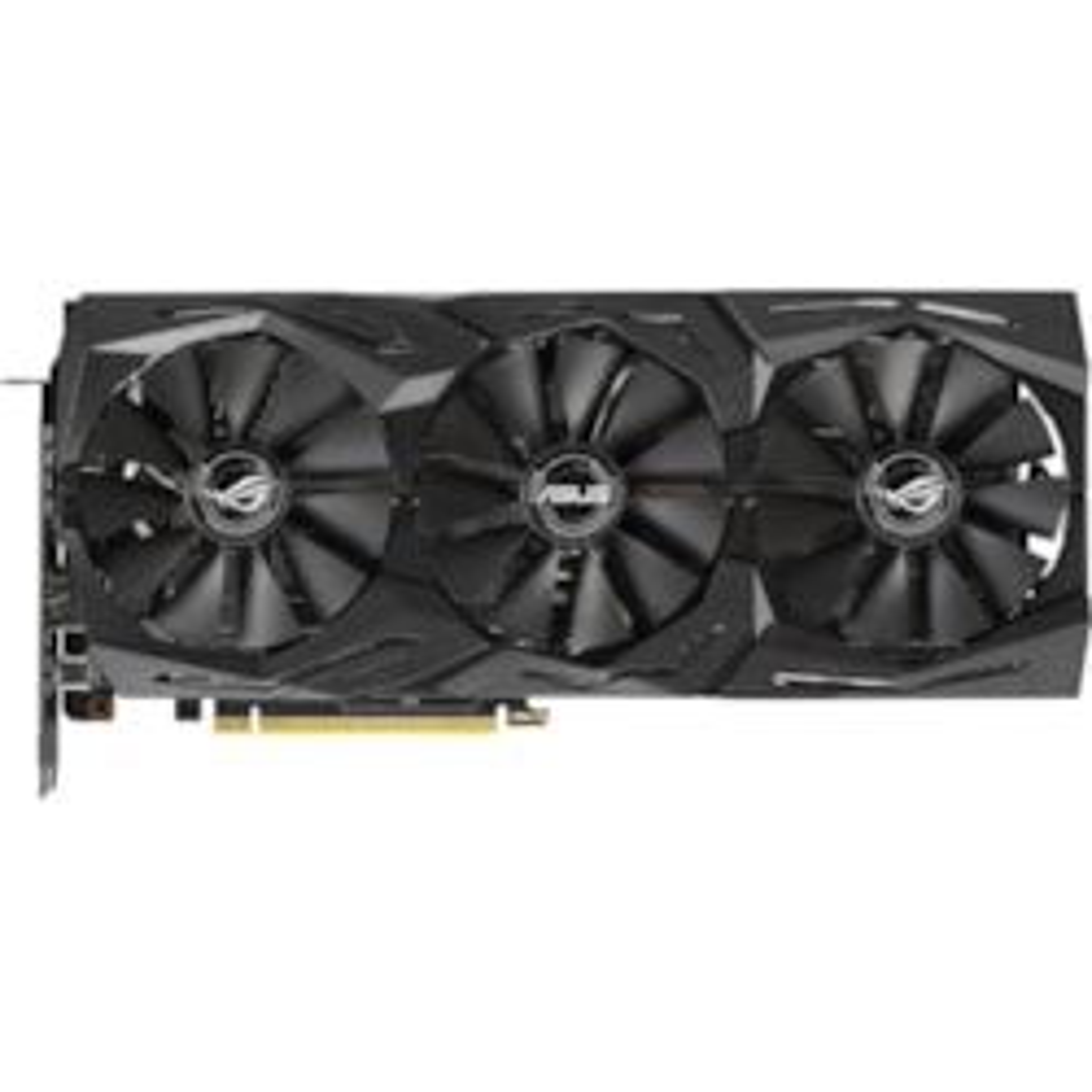 Asus ROG Strix ROG-STRIX-RTX2060S-A8G-GAMING GeForce RTX 2060 SUPER Graphic Card - 8 GB GDDR6