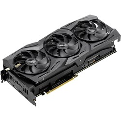 Asus ROG Strix ROG-STRIX-RTX2070S-O8G-GAMING GeForce RTX 2070 SUPER Graphic Card - 8 GB GDDR6