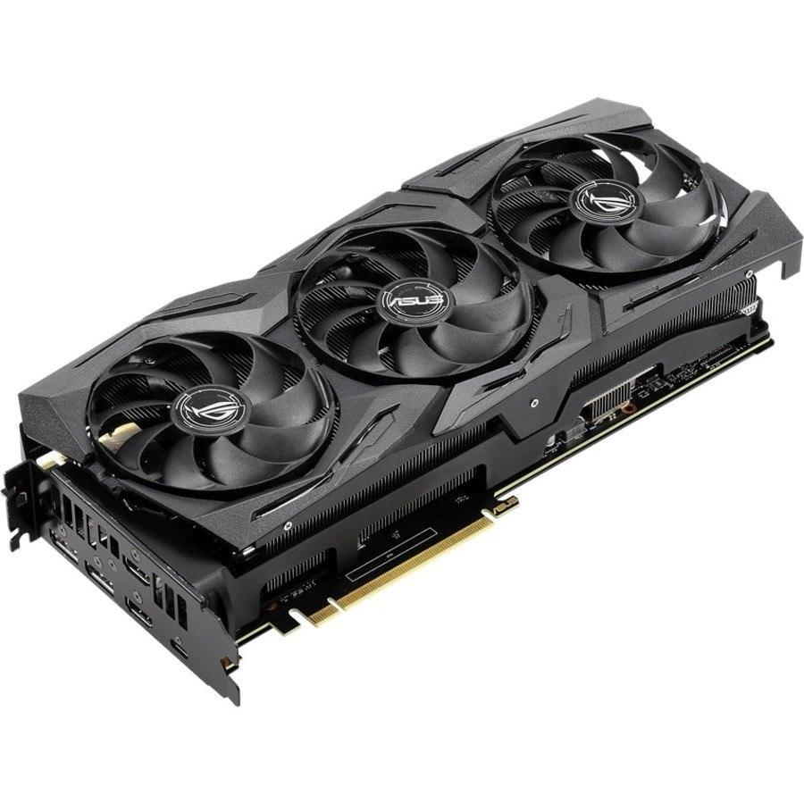 Asus ROG Strix ROG-STRIX-RTX2080S-O8G-GAMING GeForce RTX 2080 SUPER Graphic Card - 8 GB GDDR6