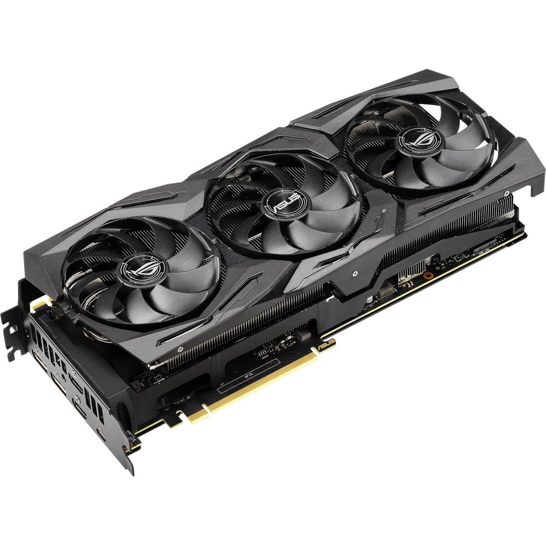Asus Strix ROG-STRIX-RTX2080TI-O11G-GAMING GeForce RTX 2080 Ti Graphic Card - 11 GB GDDR6