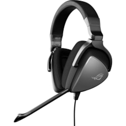 Asus ROG Delta Core Wired Over-the-head Stereo Gaming Headset - Black