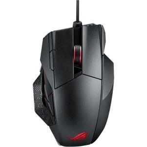 Asus Mouse - USB - Laser - 12 Button(s)