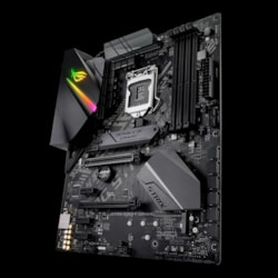 ROG Strix B360-F GAMING Desktop Motherboard - Intel Chipset - Socket H4 LGA-1151
