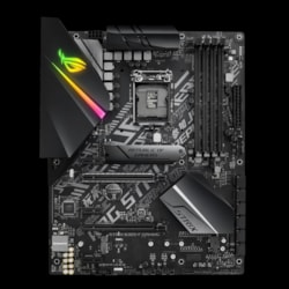Asus ROG Strix B365-F GAMING Desktop Motherboard - Intel Chipset - Socket H4 LGA-1151