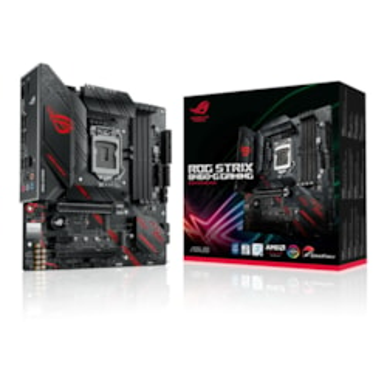 Asus ROG Strix B460-G GAMING Desktop Motherboard - Intel Chipset - Socket LGA-1200