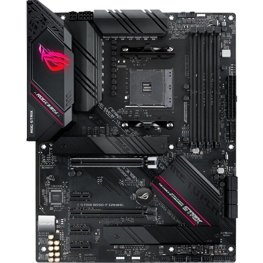 Asus ROG Strix B550-F GAMING Desktop Motherboard - AMD Chipset - Socket AM4