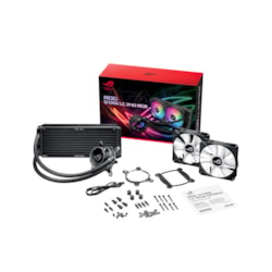 Asus ROG Strix LC 240 RGBCooling Fan/Radiator/Water Block - Processor, Motherboard