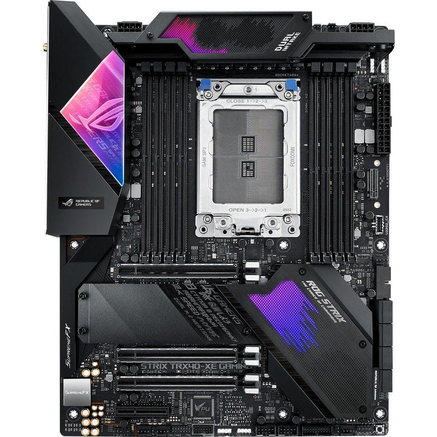 Asus ROG Strix TRX40-XE GAMING Desktop Motherboard - AMD Chipset - Socket sTRX4