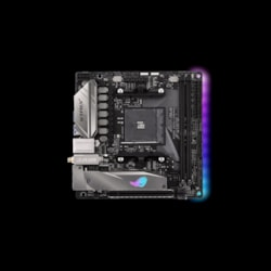 ROG Strix X370-I GAMING Desktop Motherboard - AMD Chipset - Socket AM4