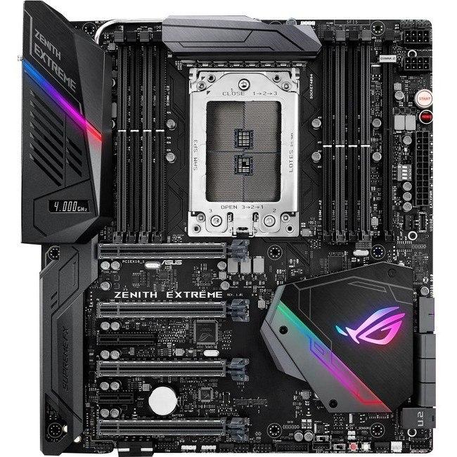 Asus ROG Zenith Extreme Desktop Motherboard - AMD Chipset - Socket TR4