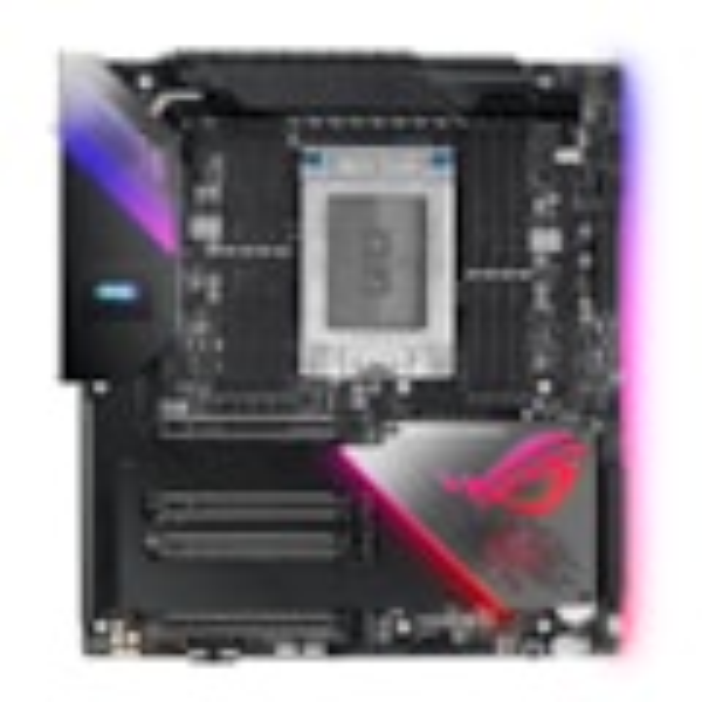 Asus ROG Zenith II Extreme Desktop Motherboard - AMD Chipset - Socket sTRX4