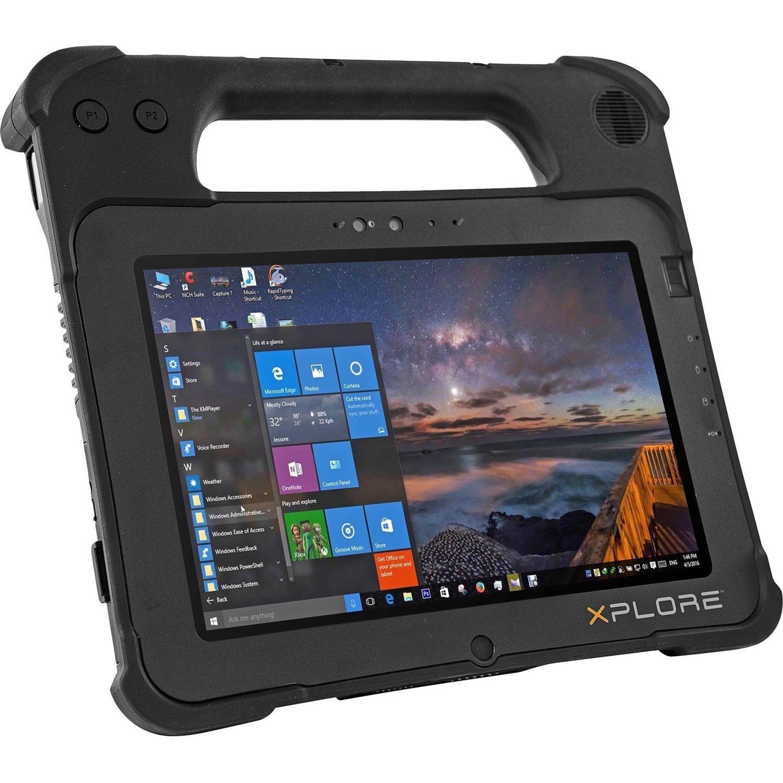 """Xplore XPAD L10 Tablet - 25.7 cm (10.1"""") - 16 GB RAM - 512 GB SSD - Windows 10"""