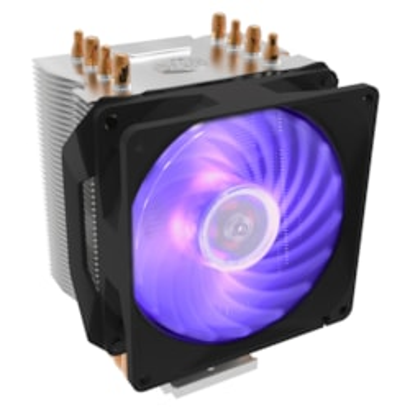 Cooler Master Hyper H410R RGB Cooling Fan/Heatsink - Processor