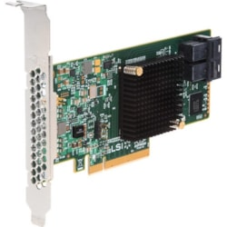 Intel SAS Controller - 12Gb/s SAS, Serial ATA/600 - PCI Express 3.0 x8 - Plug-in Card