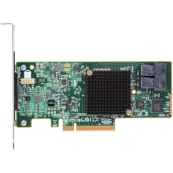 Intel SAS Controller - 12Gb/s SAS - PCI Express 3.0 x8 - Plug-in Card