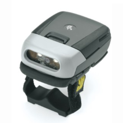 Zebra RS507 Wearable Barcode Scanner - Wireless Connectivity