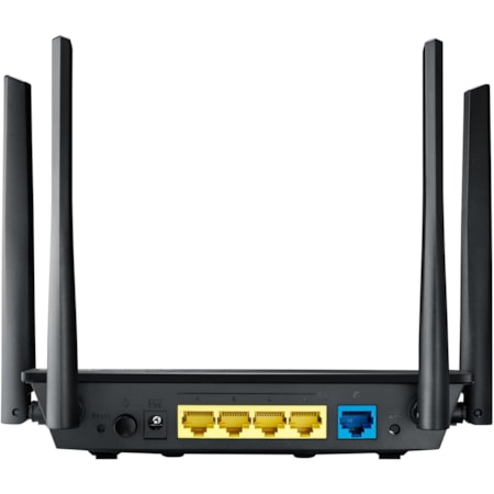 Asus RT-AC58U IEEE 802.11ac Ethernet Wireless Router