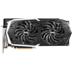 MSI ARMOR RTX 2070 ARMOR 8G GeForce RTX 2070 Graphic Card - 1.41 GHz Core - 1.62 GHz Boost Clock - 8 GB GDDR6