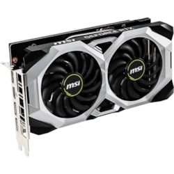 MSI RTX 2070 VENTUS 8G GeForce RTX 2070 Graphic Card - 1.62 GHz Boost Clock - 8 GB GDDR6