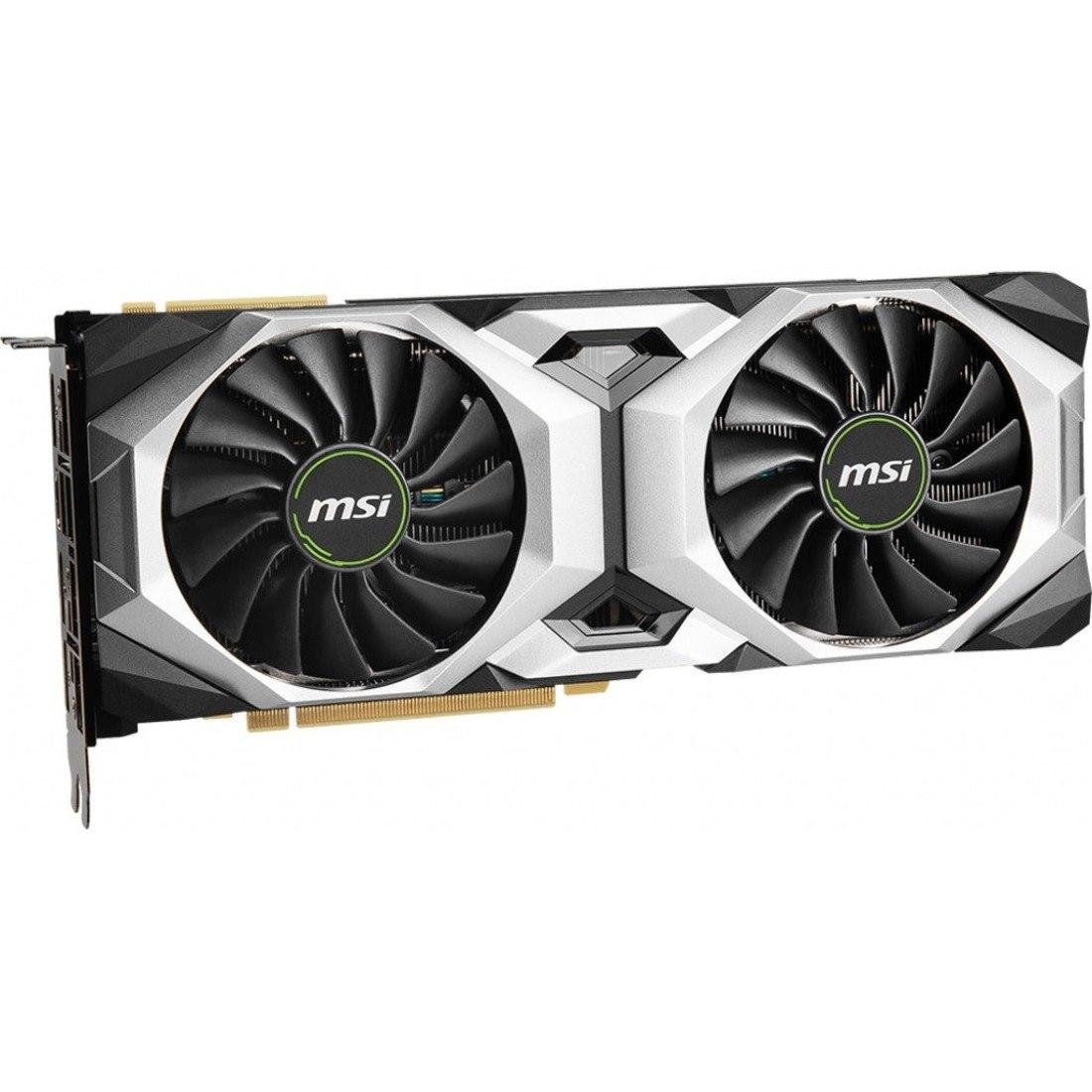 MSI VENTUS GeForce RTX 2080 SUPER VENTUS OC GeForce RTX 2080 SUPER Graphic Card - 8 GB GDDR6