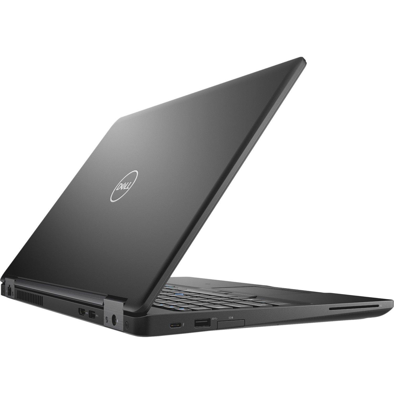"Dell Latitude 5000 5590 39.6 cm (15.6"") LCD Notebook - Intel Core i7 (8th Gen) i7-8650U Quad-core (4 Core) 1.90 GHz - 8 GB DDR4 SDRAM - 256 GB SSD - Windows 10 Pro 64-bit (English) - 1920 x 1080"