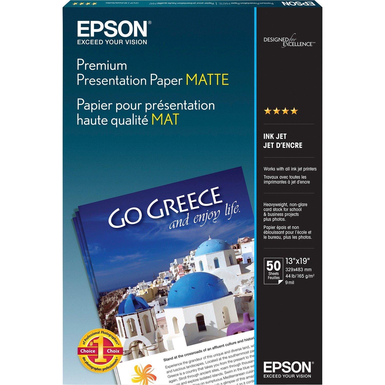 Epson Inkjet Presentation Paper - 0% Recycled