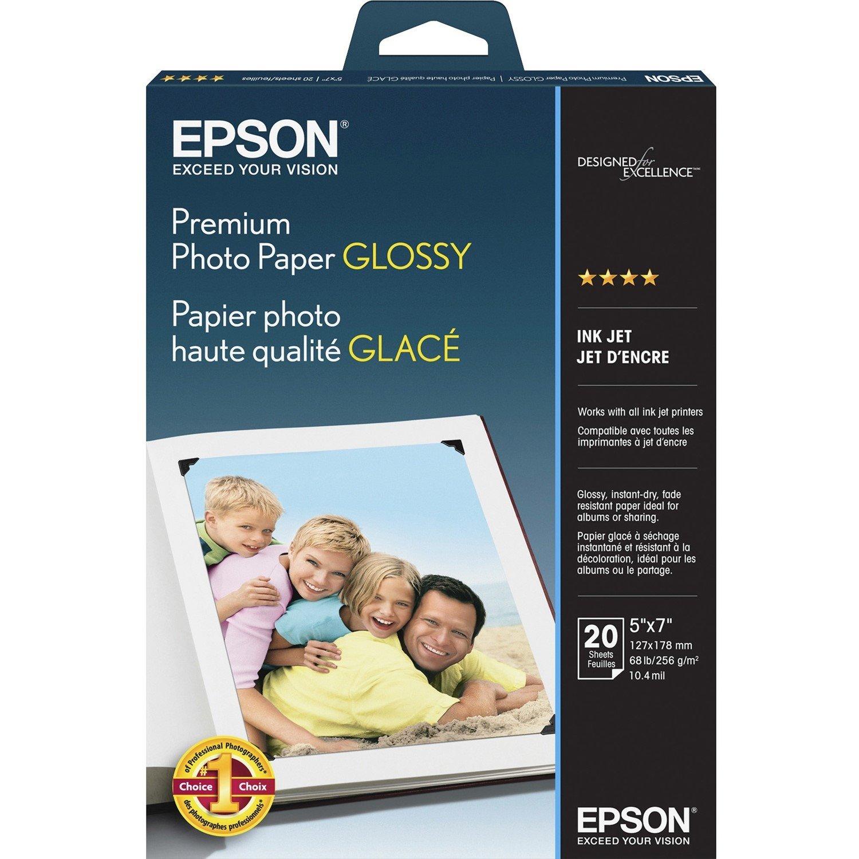 Epson Inkjet Photo Paper