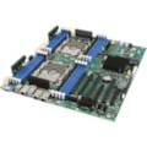 Intel S2600STB Server Motherboard - Intel Chipset - Socket P - 1 Pack