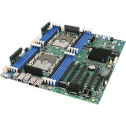 Intel Server Motherboard - Intel Chipset - Socket P