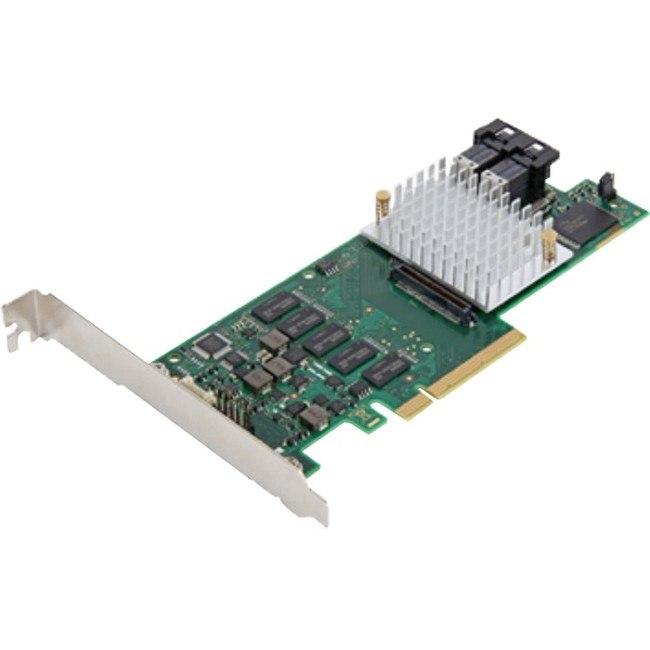 Fujitsu PRAID EP400i SAS Controller - 12Gb/s SAS - PCI Express 3.0 x8 - 1 GB - Plug-in Card