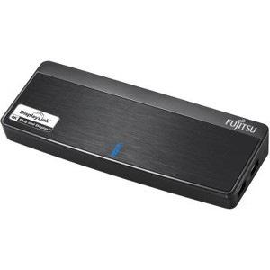 Fujitsu Port Replicator for Notebook/Tablet PC/Desktop PC - USB