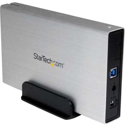 StarTech.com Drive Enclosure External - Silver