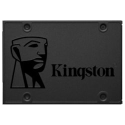 "Kingston A400 240 GB Solid State Drive - SATA (SATA/600) - 2.5"" Drive - Internal"