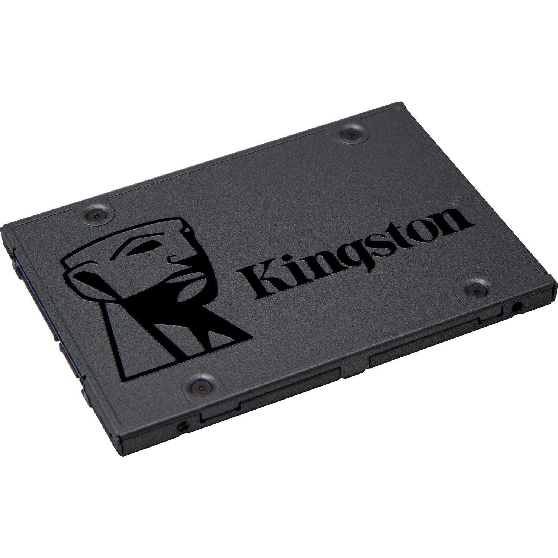 "Kingston A400 480 GB Solid State Drive - SATA (SATA/600) - 2.5"" Drive - Internal"