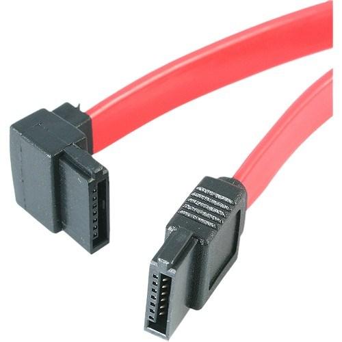 StarTech.com SATA18LA1 45.72 cm SATA Data Transfer Cable