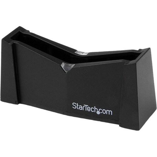 StarTech.com Drive Dock External - Black