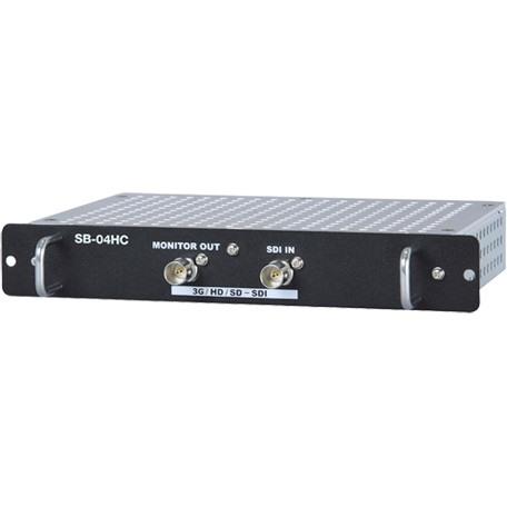 NEC Display SB-04HC 3G/HD/SD-SDI Input Card