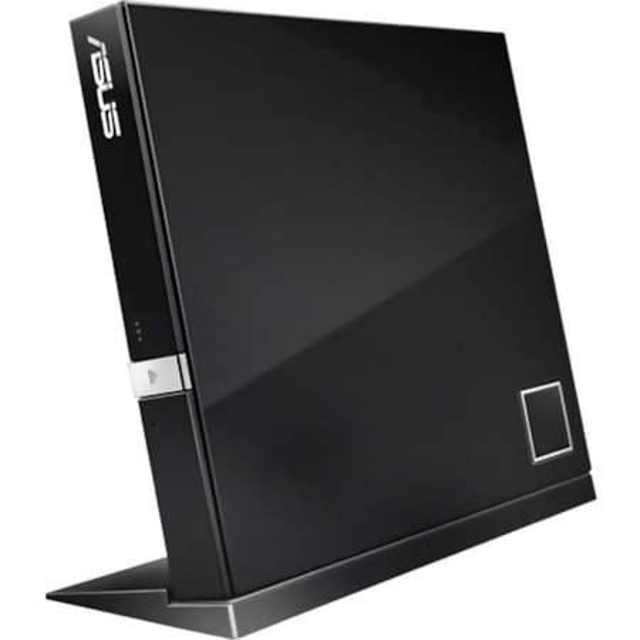Asus SBW-06D2X-U PRO Blu-ray Writer - Black